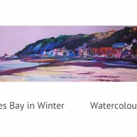 Mumbles in winter