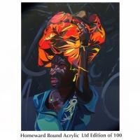 homeward Bound Acrylic