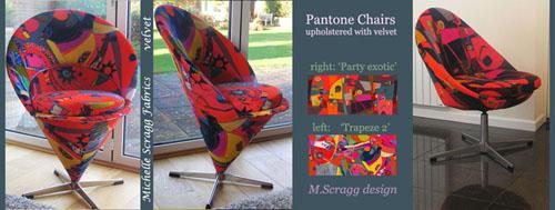 pantone chairs blog
