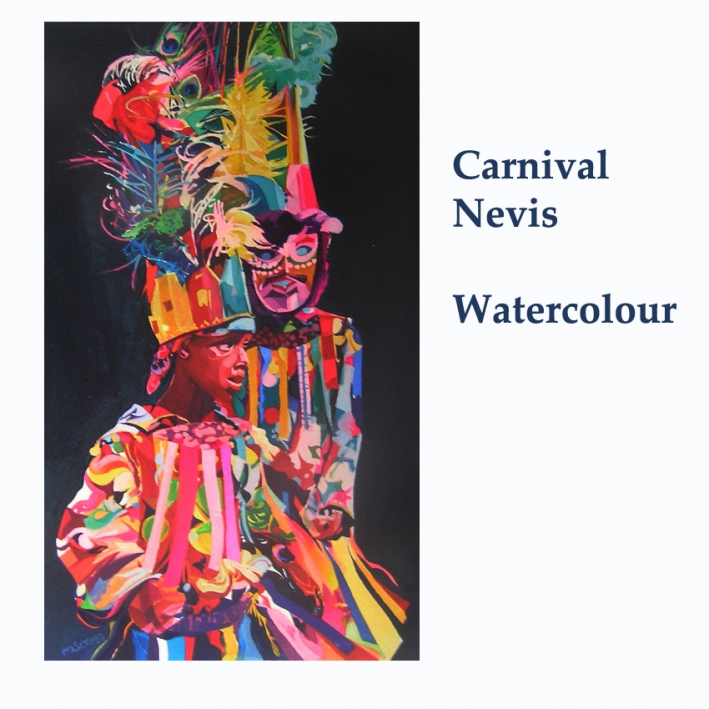 Carnival Nevis wc