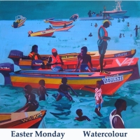 Easter Monday Nevis wc