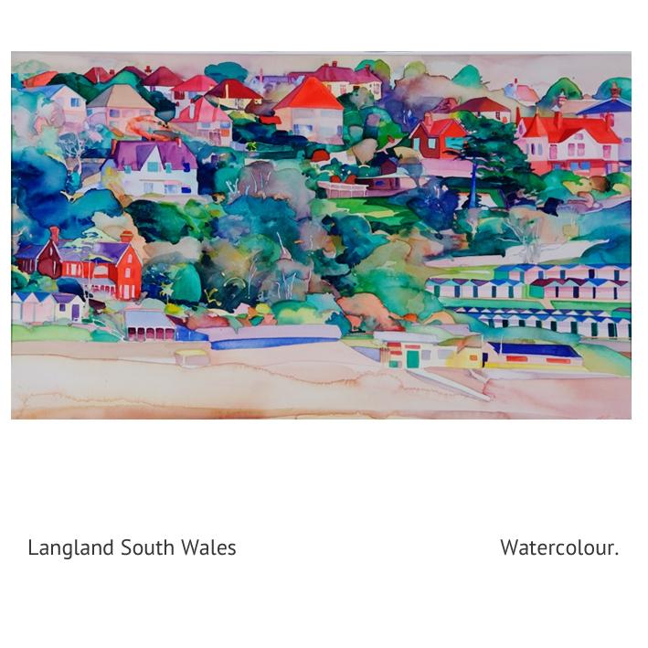 Langland south Wales
