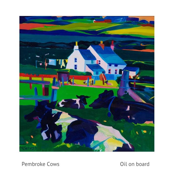 Pempbroke Cows
