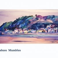 Orange shore mumbles
