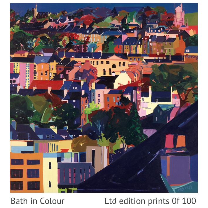 Bath in Colour