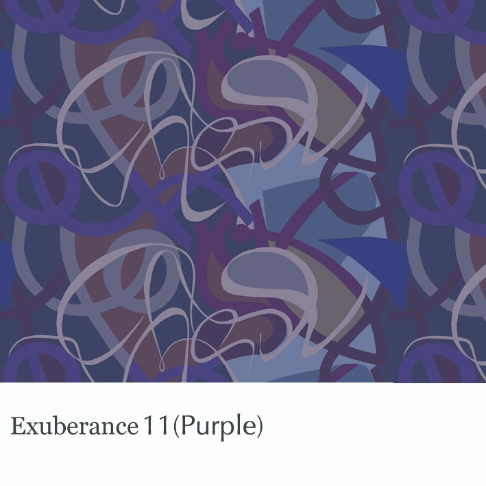 Exuberance 11 purple