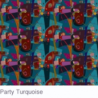 Party Turquiose