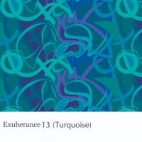 Exuberance 13 Turquoise