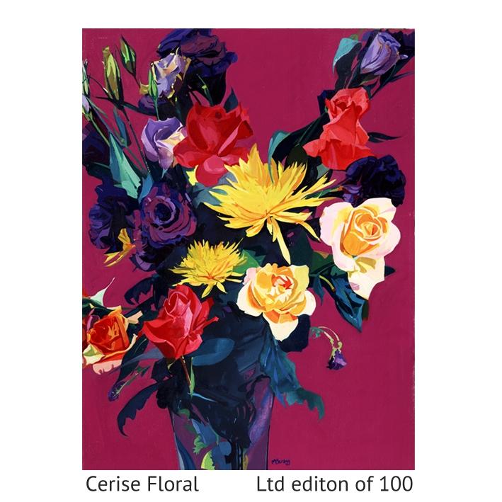 Cerise Floral jpg