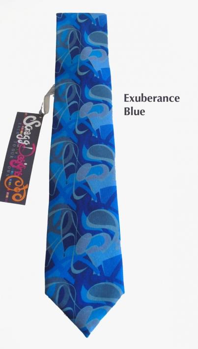 exuberance blue
