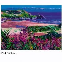 Pink 3 Cliffs
