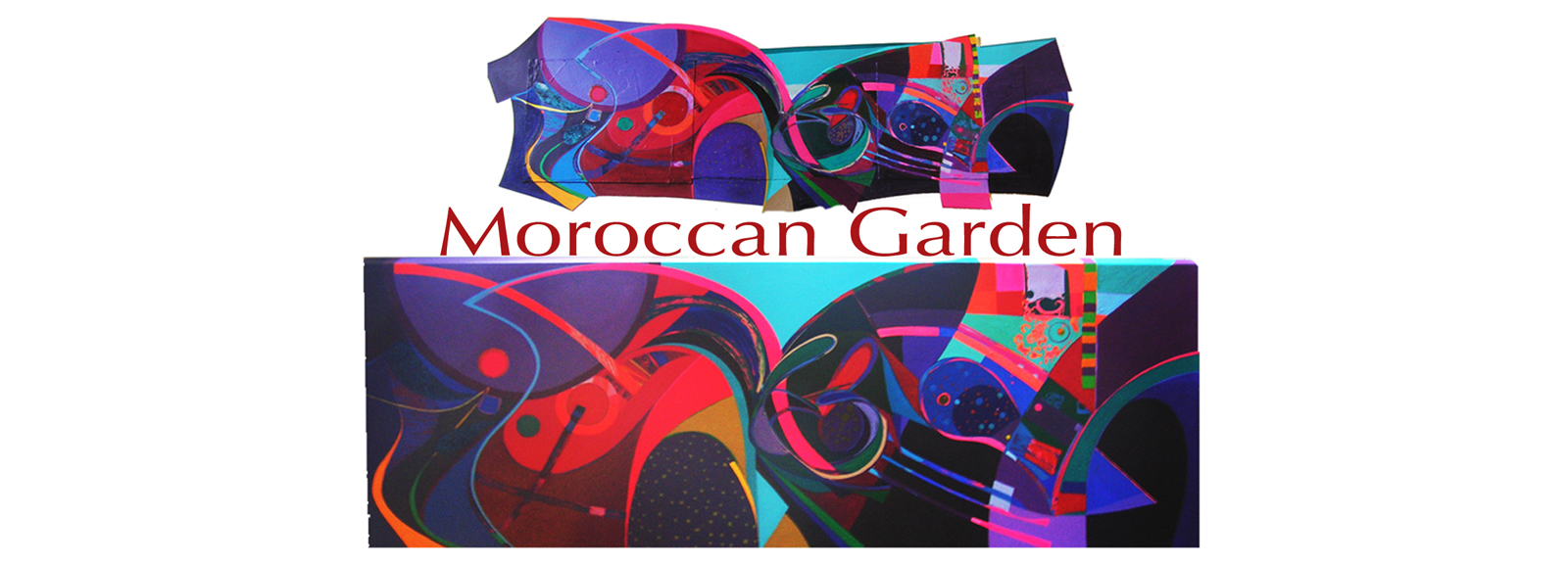 Commission Moroccan Garden